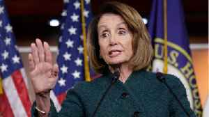 News video: Pelosi Attempts To Delay Trump's State Of The Union Address