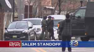 Suspect Surrenders After 3-Hour Standoff In Salem County [Video]