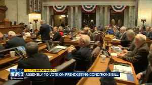 State Assembly passes pre-existing coverage bill [Video]