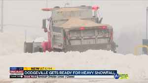 'Could be a mess': Southwest Wisconsin readies for winter storm [Video]