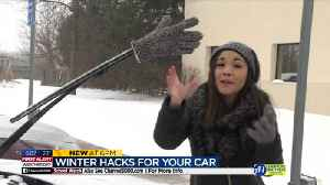 Five simple car hacks to get you through winter [Video]