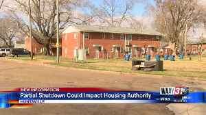 Government shutdown could impact Huntsville Housing Authority [Video]