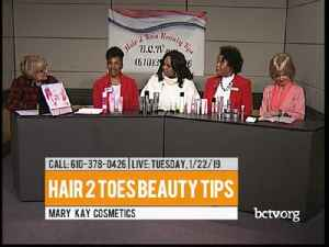 Hair 2 Toes Beauty Tips [Video]