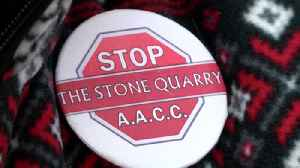 Proposed bill brings stone quarry debate back to light [Video]