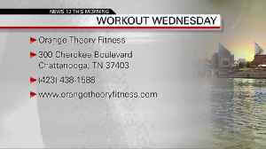 Workout Wednesday - Orange Theory Fitness 01-23-19 [Video]