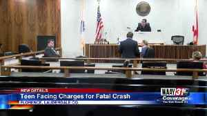 Teen Facing Charges for Fatal Crash [Video]