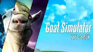 Goat Simulator: The GOATY - Official Nintendo Switch Launch Trailer [Video]