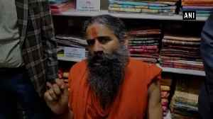 No voting rights to people with more than two children, says Ramdev [Video]