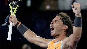 Nadal Makes 5th Australian Open Final [Video]