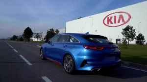 The new Kia Proceed - Track Test [Video]