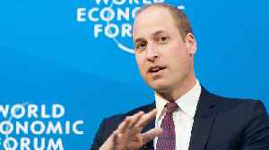 Prince William Brings Mental Health To The Stage At World Economic Forum [Video]