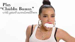 Tinashe Tries 9 Things She's Never Done Before [Video]