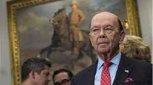 Wilbur Ross, Trump's millionaire Commerce Secretary, says he doesn't understand why federal workers are going to food banks duri [Video]