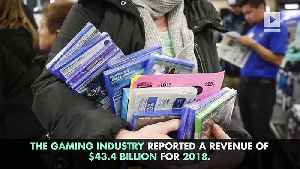 US Video Game Sales Reached New High in 2018 [Video]