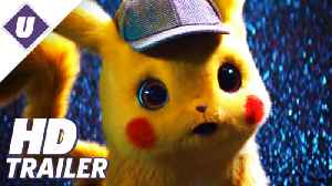 Pokémon Detective Pikachu (2019) - Official TV Spot 'Pikachu Farts' | Ryan Reynolds, Justice Smith [Video]