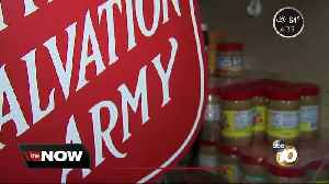 Salvation Army helping furloughed workers [Video]