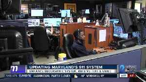 Lawmakers working to update Maryland's 911 system [Video]