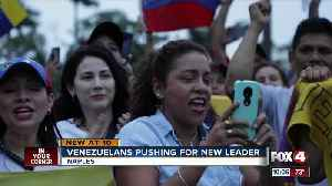 Venezuelans pushing for new leader [Video]