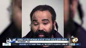 Arrest after woman in vegetative state gives birth [Video]