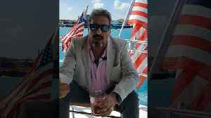 John McAfee Announces 2020 Presidential Campaign at Sea While Running from U.S. Government [Video]