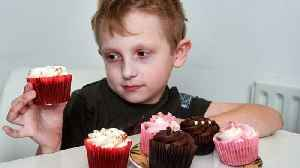 Desperate mum fundraises £50k to fulfil son's lifelong dream to try cupcake for first time [Video]