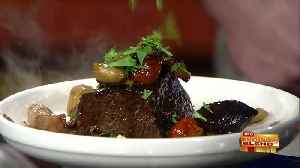 Upscale Food in a Casual Atmosphere [Video]