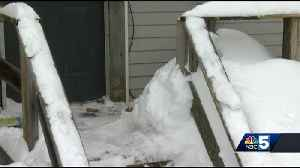 Police: Woman spends night lying in snow, frigid cold [Video]