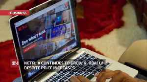 Price Increase Isn't Killing Growth At Netflix [Video]