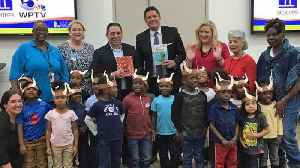 Scripps and WPTV help Literacy Coalition of Palm Beach County [Video]
