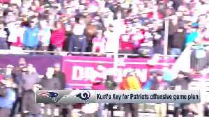 NFL Network's Kurt Warner's keys for New England Patriots, Los Angeles Rams in Super Bowl LIII [Video]
