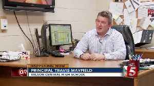 Person at Wilson Central High School tests positive for tuberculosis [Video]