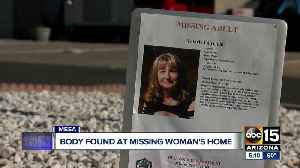 Body found at Mesa home confirmed as missing woman Valarie Fairchild, suicide suspected [Video]