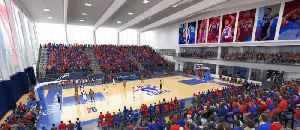 New Philadelphia 76ers Fieldhouse Designed to Support NBA Development Team, Local Youth [Video]