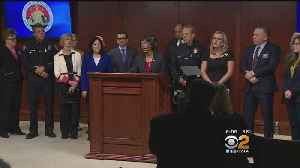 Groundbreaking Mental Health Division Launched By LA County DA's Office [Video]