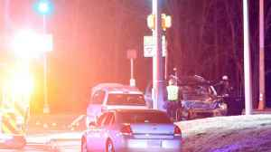 Suspect flees after traffic accident in Newport News [Video]