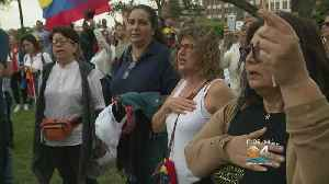 Thousands Turn Out For Local Protest Against Venezuela's Nicolas Maduro [Video]