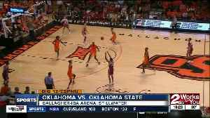 Oklahoma rallies from 19 points down to defeat Oklahoma State, 70-61 [Video]