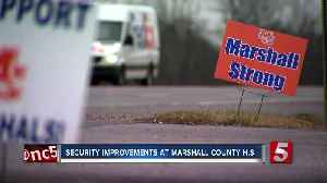 Marshall Co. High School shooting prompts Security changes [Video]