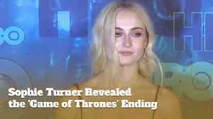 Sophie Turner Is A Great Actress, But Is She Also A Blabber Mouth [Video]
