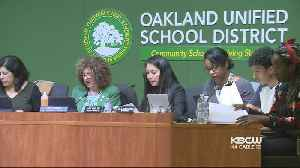 Angry Teachers, Parents, Students Storm Oakland School Board Meeting [Video]
