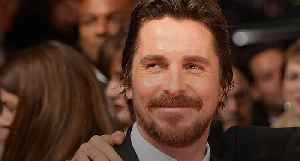 Christian Bale put on American accent to boost career [Video]