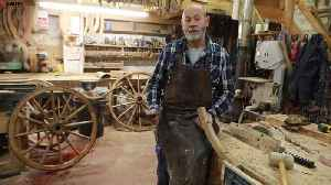 Scotland's last working wheelwright [Video]