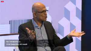 Microsoft calls for new rules on facial recognition technology [Video]