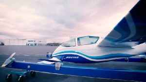 Boeing's flying car lift off in a race to the skies [Video]