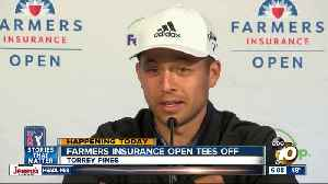 Local golf star ready to perform in front of home fans [Video]