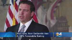 Poll: Governor Ron DeSantis' Popularity Surging, Trump's Not So Much [Video]