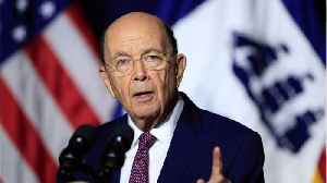 U.S. Commerce Secretary To Federal Workers: Get A Loan [Video]