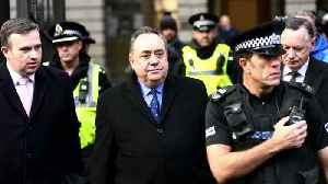 Ex-Scottish leader faces attempted rape charges [Video]