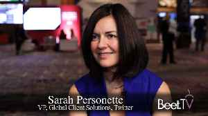 The Funnel Is Collapsing: Twitter's Personette [Video]