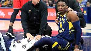NBA Player's REACT To Victor Oladipo Being OUT For The ENTIRE SEASON With Ruptured Quad Tendon! [Video]